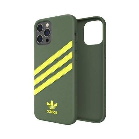 Adidas OR Moulded PU FW20 iPhone 12 Pro Max zielony/green