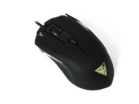 Gamdias Hades Optical - Mysz dla graczy z wymiennymi panelami (3200 DPI)