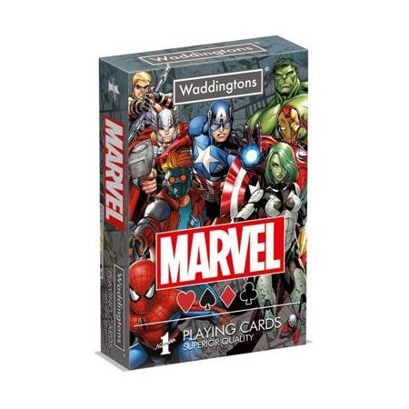 Marvel - Karty do gry