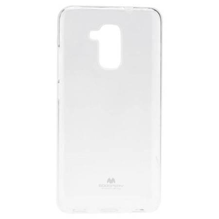 Mercury Transparent Jelly - Etui Huawei Mate 8 (przezroczysty)