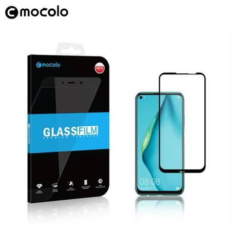 Mocolo 2.5D Full Glue Glass - Szkło ochronne Huawei P40 Lite