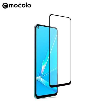 Mocolo 2.5D Full Glue Glass - Szkło ochronne OPPO A92