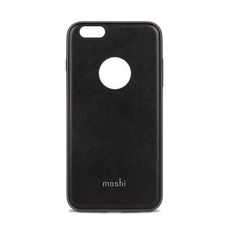 Moshi iGlaze Napa - Etui iPhone 6s Plus / iPhone 6 Plus (Onyx Black)