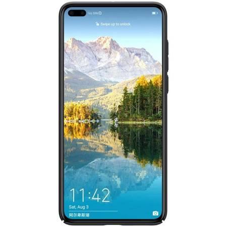 Nillkin Super Frosted Shield - Etui Huawei P40 (Black)