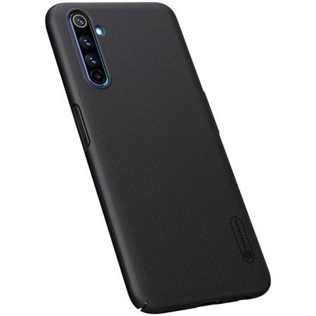Nillkin Super Frosted Shield - Etui Realme 6 Pro (Black)
