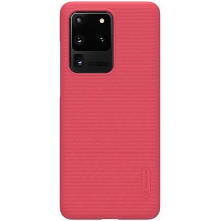 Nillkin Super Frosted Shield - Etui Samsung Galaxy S20 Ultra (Bright Red)
