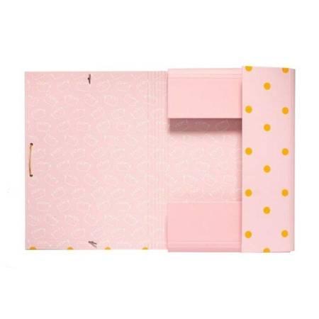Pusheen - Rose Collection folder / teczka do przechowywania dokumentów (24 x 34 cm)