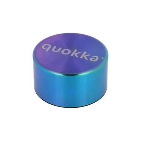 Quokka Solid - Butelka termiczna ze stali nierdzewnej 510 ml (Neo Chrome)