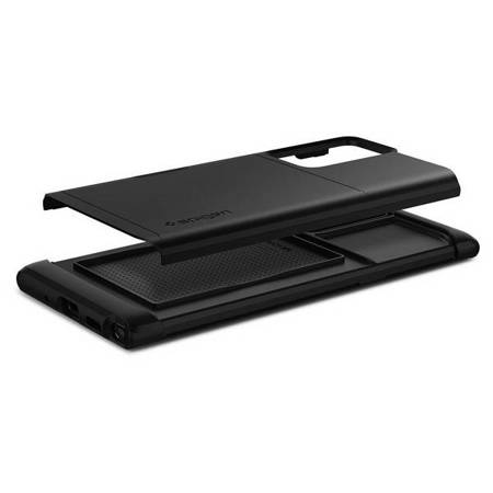 Spigen Slim Armor CS Samsung Note 20 Ultra N985 czarny/black ACS01398