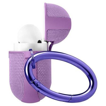 Spigen Urban Fit AirPods Pro Case fioletowy/purple ASD00574