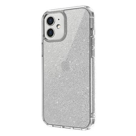 "UNIQ etui LifePro Tinsel iPhone 12 mini 5,4"" przezroczysty/lucent clear"