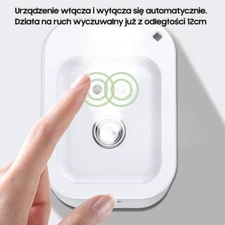 USAMS Automatyczny dozownik bezdotykowy Mini Sprayer biały/white ZB155XSJ02 (US-ZB155)